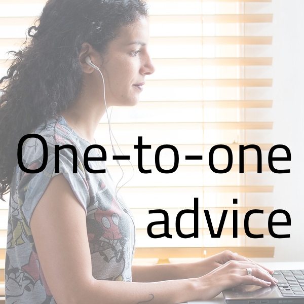 one-to-one advice