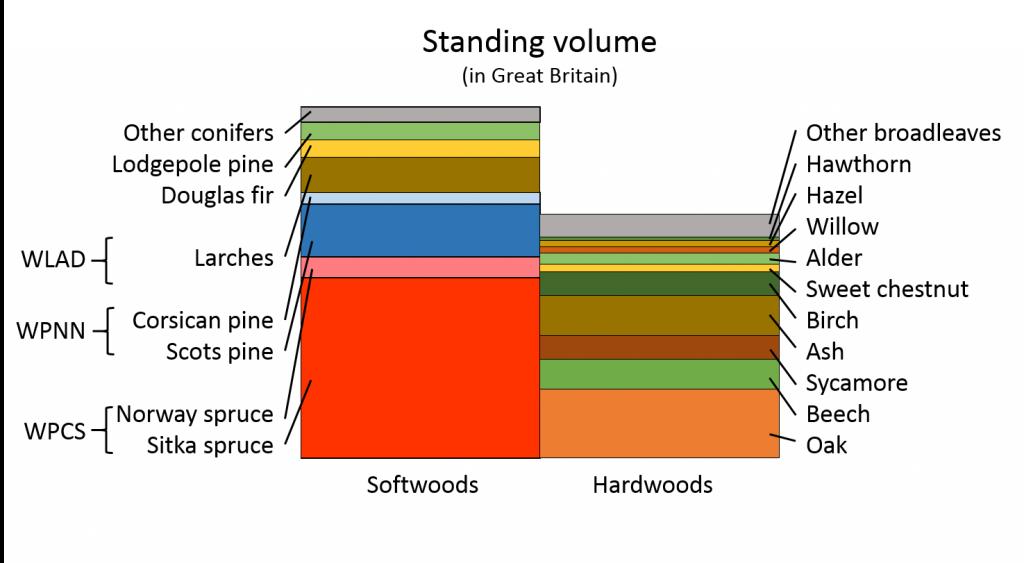 Standing volume