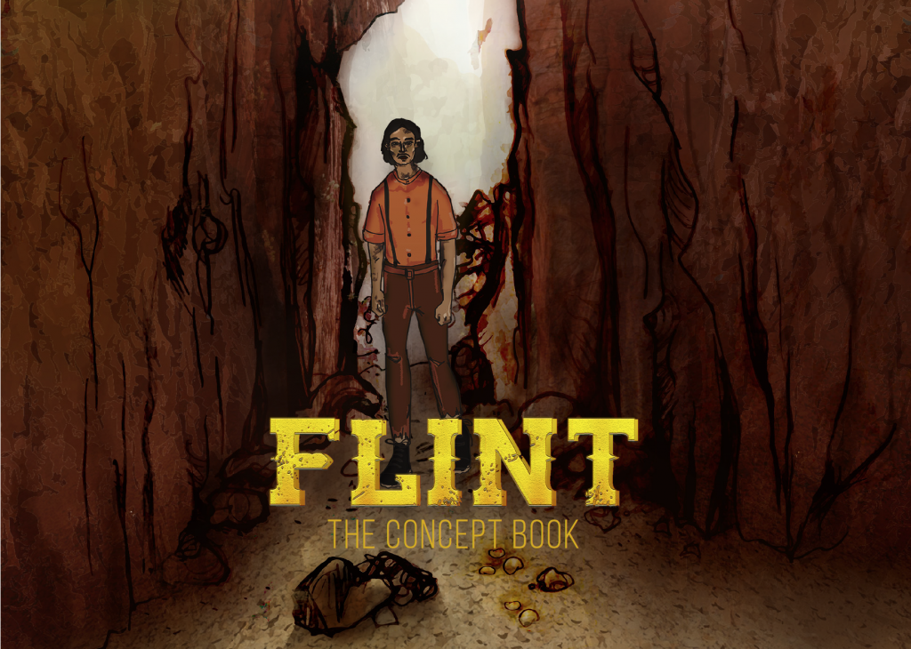 Flint Concept Book Cover