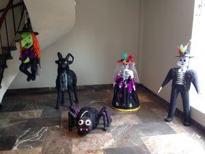 Gothic piñatas