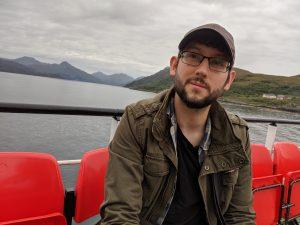 Jamie Buchan, Principal Investigator