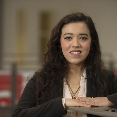 Profile image of international student Rupali