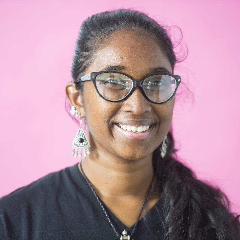 Ashinsa De Silva Wijeyeratne from Sri Lanka