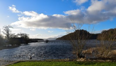 loch lomond banks