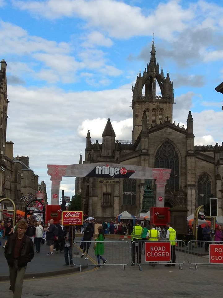 St Giles Cathedral