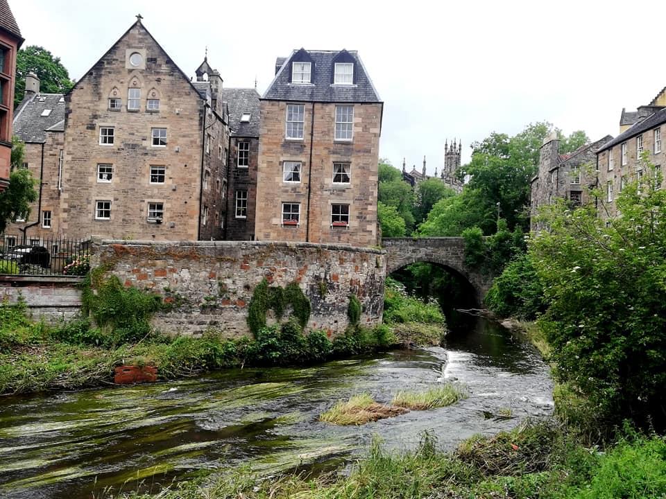 Deans Village view