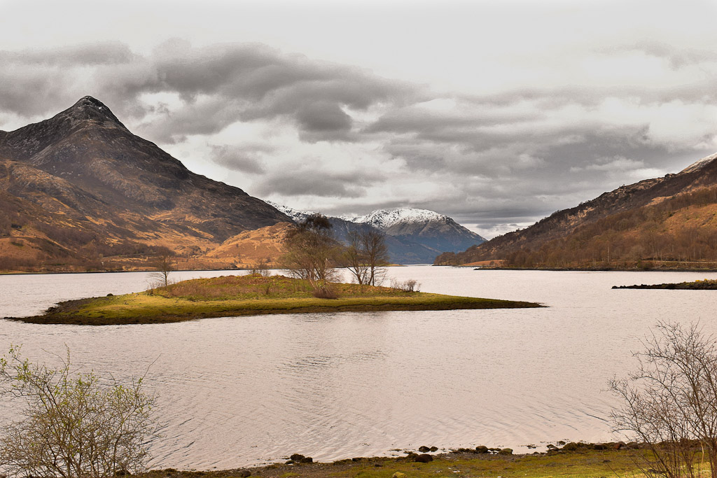 Loch Leven views