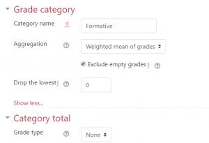 Grade category 2