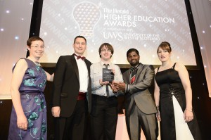 Herald Higher Education Awards -JS. Photo by Jamie Simpson