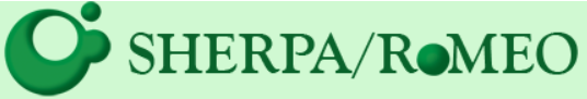 SHERPA RoMEO - the really, really useful tool for researchers