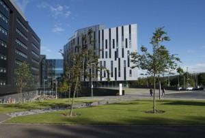 Sighthill Campus, Edinburgh Napier University