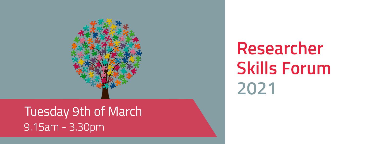 Researcher Skills Forum