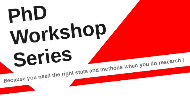 PhD Workshop Series