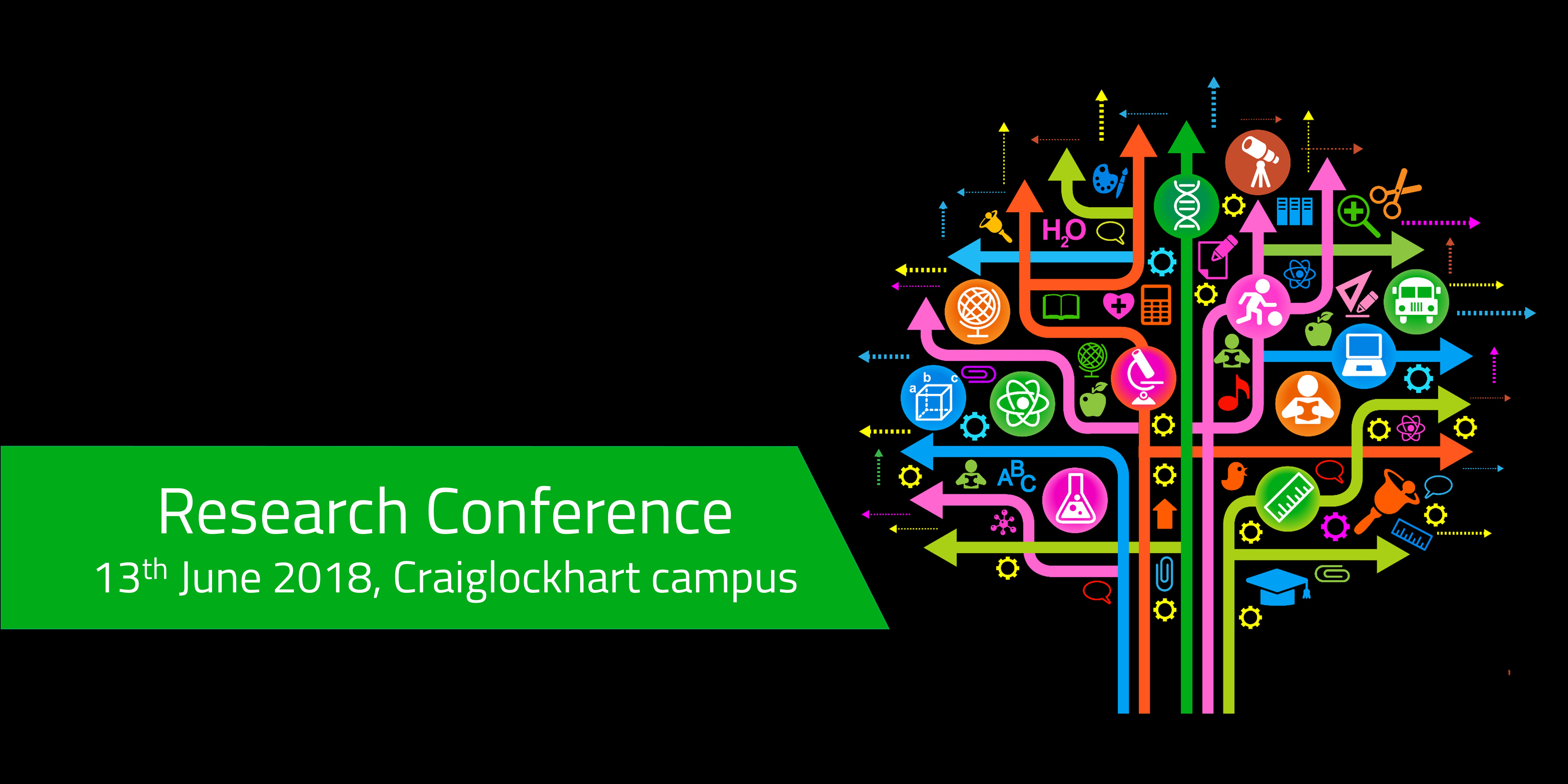 Let's hear about your research - University conference - ENU