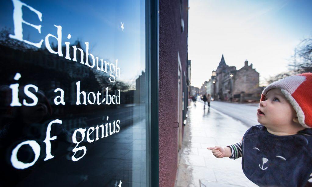 Edinburgh Hotbed of Genius
