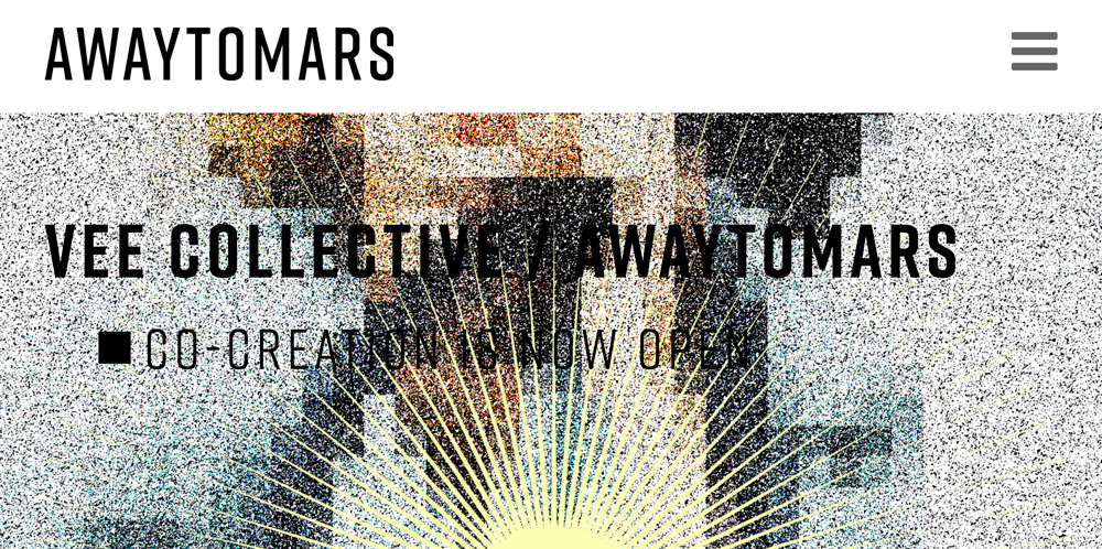 Away To Mars - pioneering Fashion technology company
