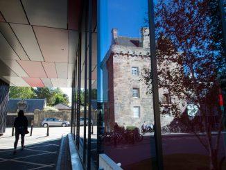 Edinburgh Napier University, Merchiston Campus