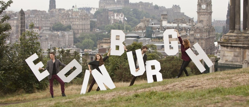 Welcome to Edinburgh!
