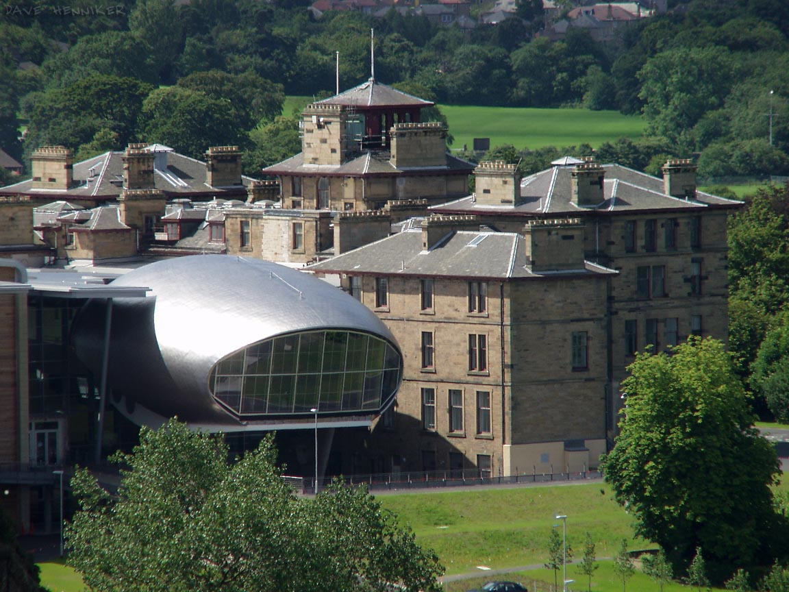 Edinburgh napier craiglockhart