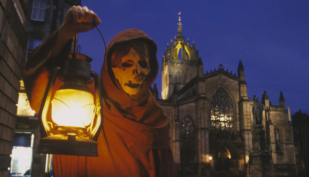 Ghost Tour on the Royal Mile