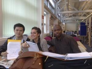 Studying in English in Scotland Edinburgh