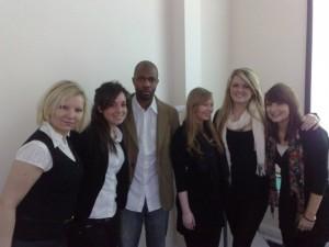 Edinburgh University student group work