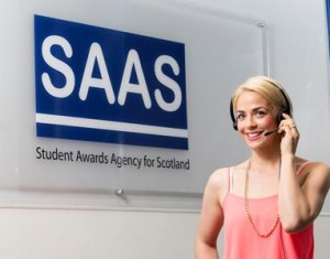 SAAS Scotland funding