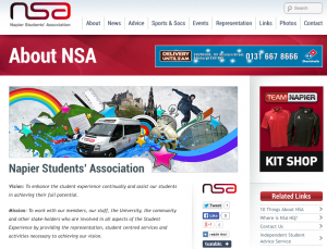 Edinburgh Napier Students Association
