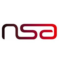 NSA Edinburgh Napier Students logo