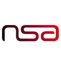 NSA Edinburgh Napier Students logo